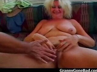 Naughty Old Grandma