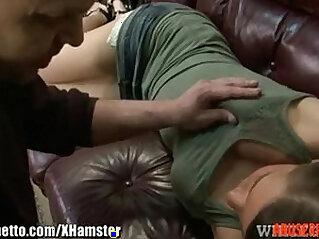 Whiteghetto Step Dad Fucks Teen Daughter, Porn