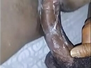 Goid creamy wet pussy fucking with creampie Pumho