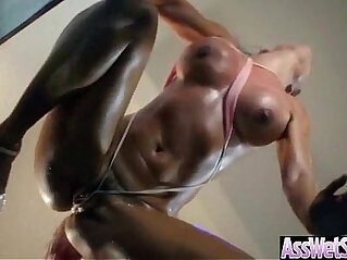 Big Ass Girl franceska jaimes Get Oiled And Deep Anal Banged