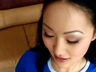 Petite Asian Evelyn Lin Anal Drilling