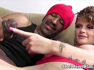 Tiger Woods Mistress Fucked by Black hard big Cock
