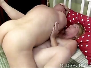 Beautiful blonde amateur MILF enjoys a fuck and a facial