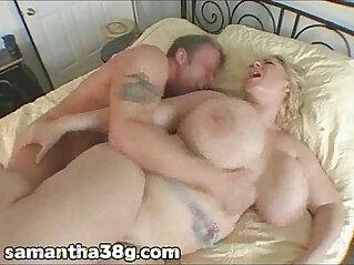 Big tit milf samantha