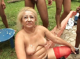 granny gangbang full movie