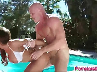 Lovely Pornstar madison ivy Ride Huge black Mamba black Cock In Sex Action on tape clip 19