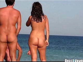 Horny mature nudist milfs