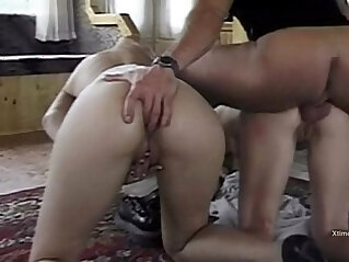 Sexual slaves of Rocco Siffredi gang, fucked in the ass
