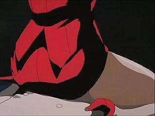 Hentai girl facesitting