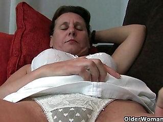 Grandma has her little secret