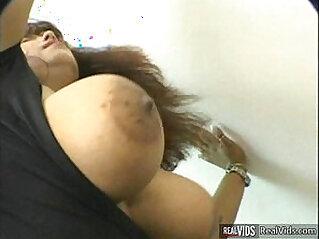 BBW gets fucked hard blowjob