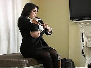 Kerry Marie BBW slut trained as a petgirl