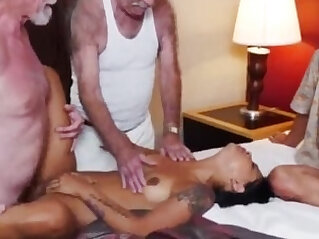Old man ass rimming xxx Staycation with a Latin Hottie